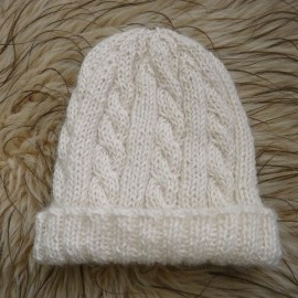 Baby Cable Beanie