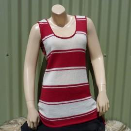 Stripe Singlet