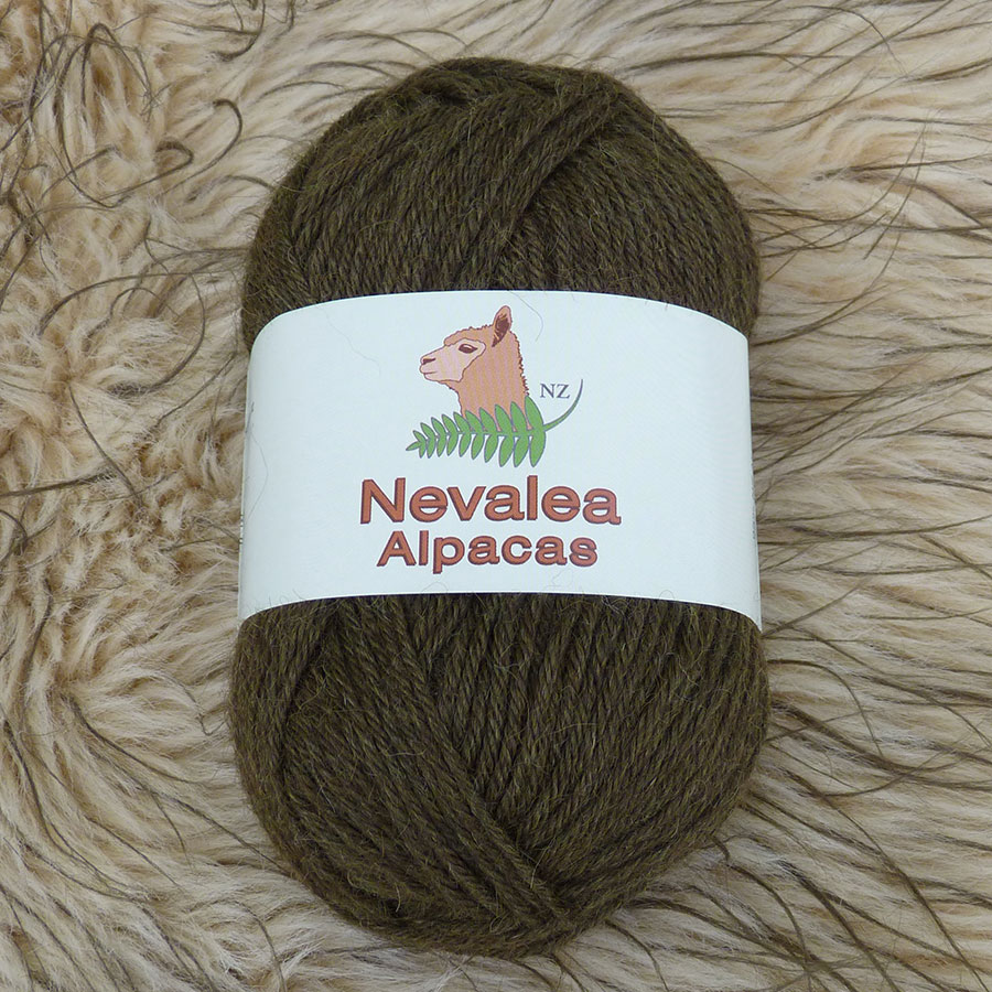 Alpaca 4ply Yarn Nevalea Alpacas