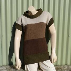 Tri Stripe Tunic