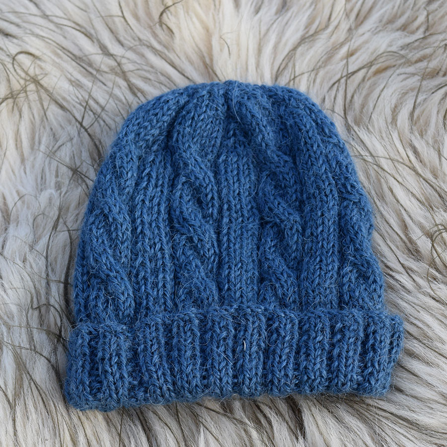 Baby Cable Beanie  24e19630808