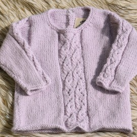 Alpaca Baby Sweater