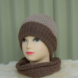 Small Diamond Beanie
