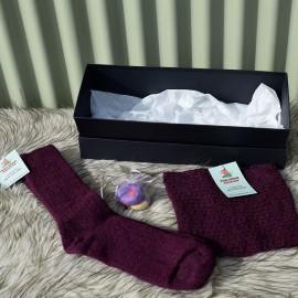 Alpaca Socks & Cowl Gift Set