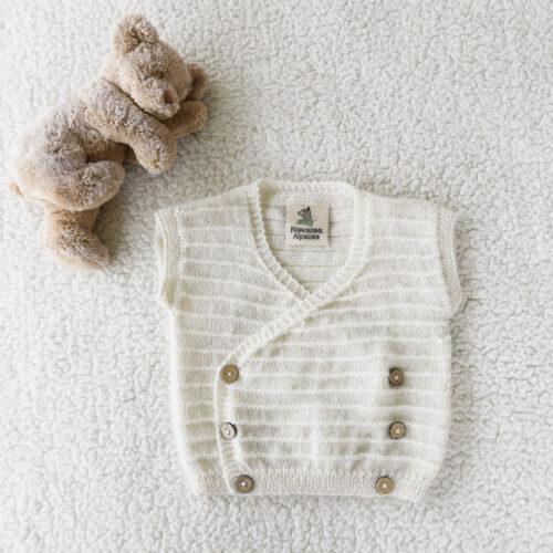 Baby Alpaca Vest