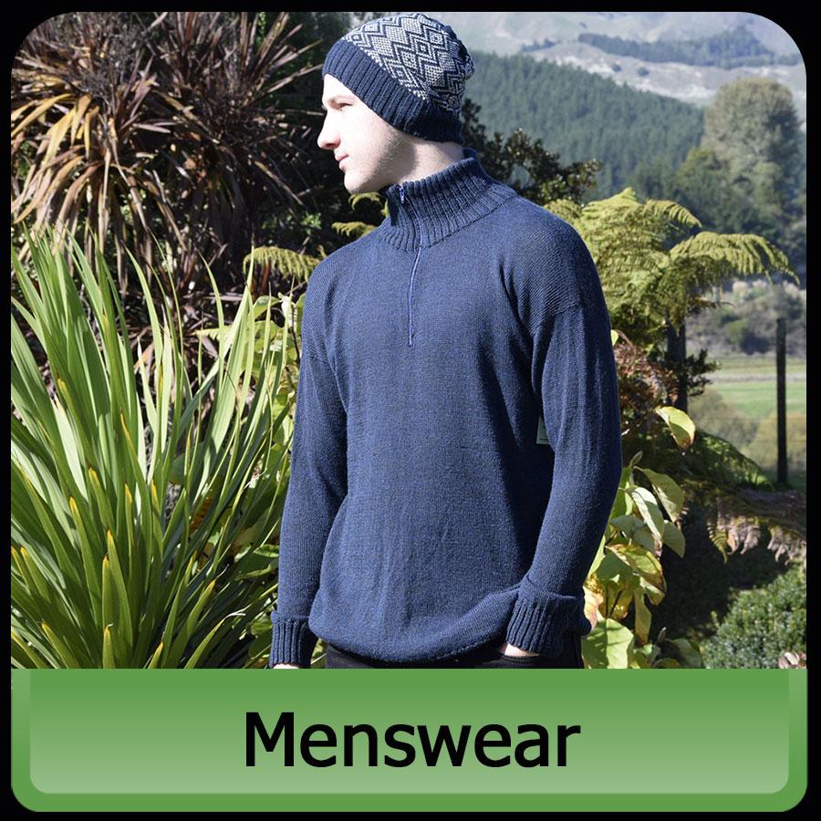 Alpaca Menswear