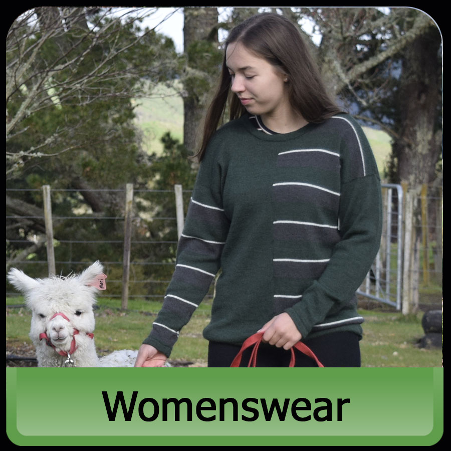 Alpaca womenswear