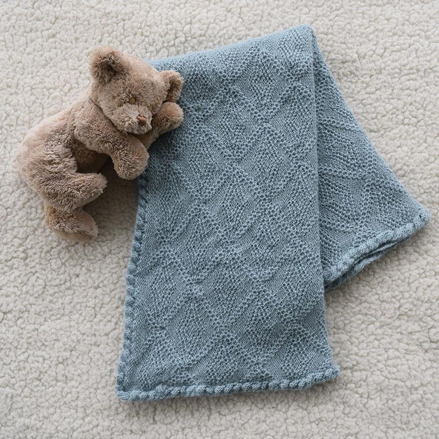 Light Blue snuggle wrap