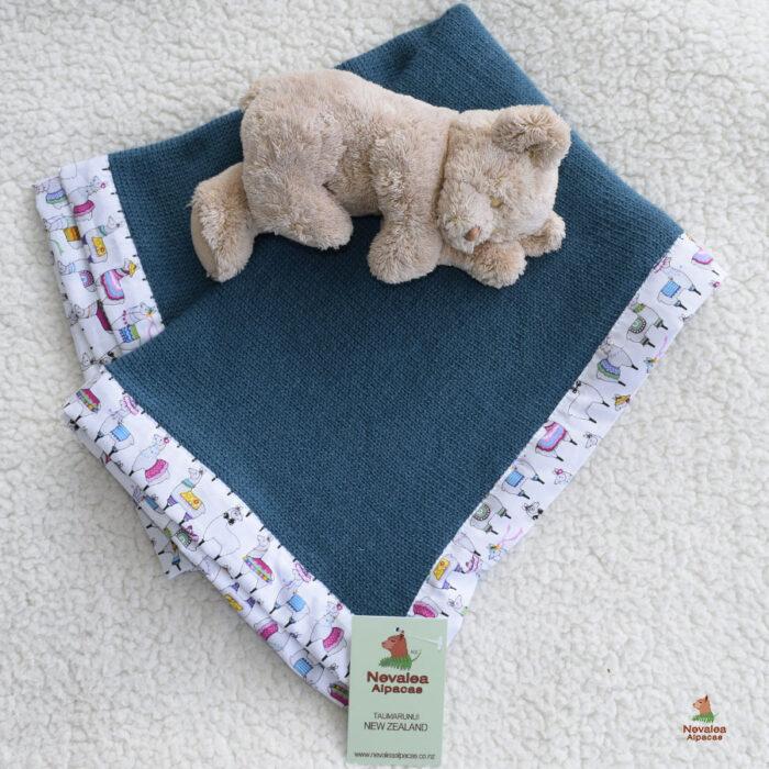 baby mallard blanket