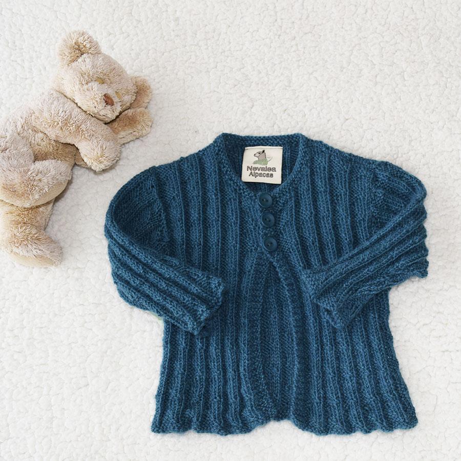 Baby Alpaca Cardigan